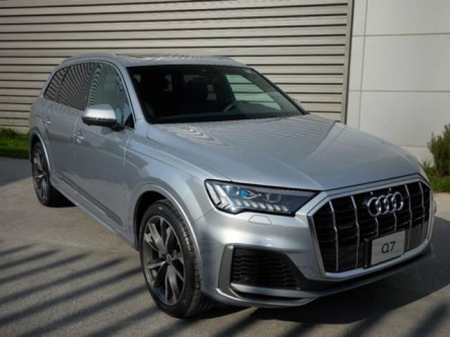 Audi A7 Audi Q7 55 TFSI Mild Hybrid S line quattro SUV 0 kilómetros $1.596.000
