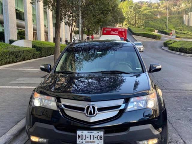Acura MDX 3.7 At SUV dirección hidráulica $129.800