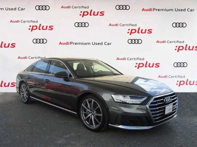 Audi A8 4p Premium V6/3.0/T Aut Hibrido Aut 2019 4x4 $1.550.000