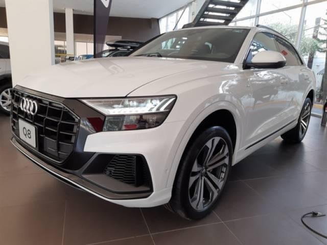 Audi Q8 55 TFSI S line Q8 55 TFSI S line 2020 15 kilómetros Benito juárez