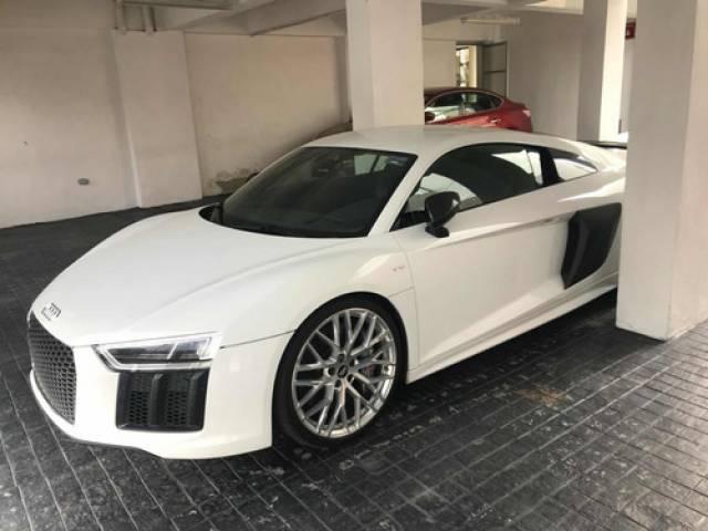 Audi R8 5.3 V10 Coupe Plus S-tronic Dsg usado dirección eléctrica 9.900 kilómetros $2.299.000