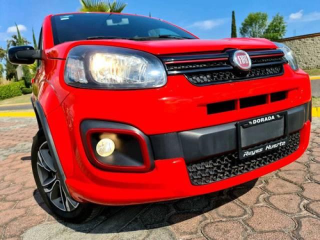 Fiat Uno 1.4 Sporting Mt Hatchback Puebla