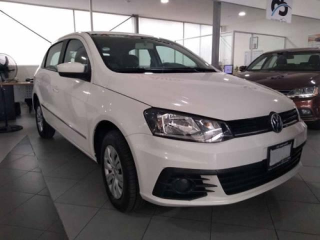 Volkswagen Gol 5p Trendline L4/1.6 Man usado automático dirección asistida $145.000