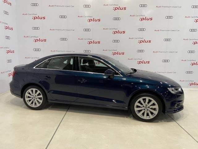 Audi A3 1.4 Sedán Select At Dsg 2020 dirección eléctrica Delantera $430.000