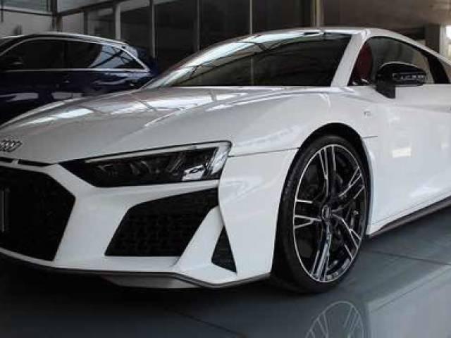 Audi R8 5.3 V10 Coupe S-tronic Dsg Coupé 4x4 5.3 La Magdalena Contreras
