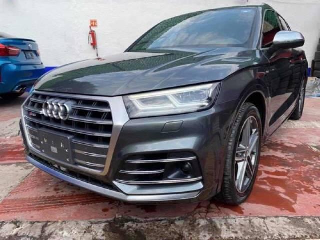 Audi Q5 3.0 Sq5 T 354 Hp At usado gasolina dirección eléctrica Miguel Hidalgo