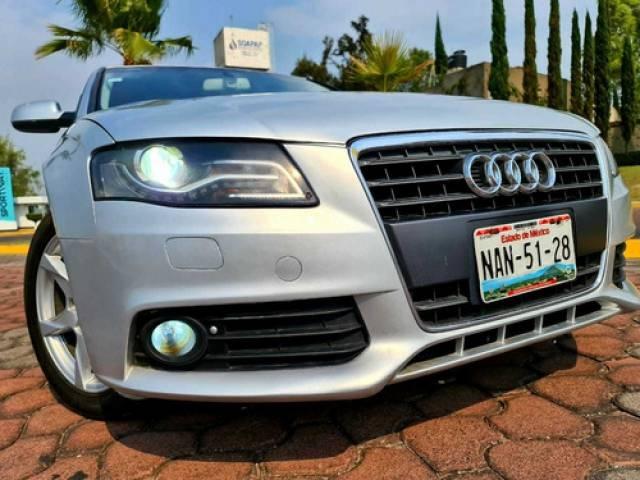 Audi A4 2.0 T Luxury S-tronic Quattro Dsg Sedán gasolina Puebla