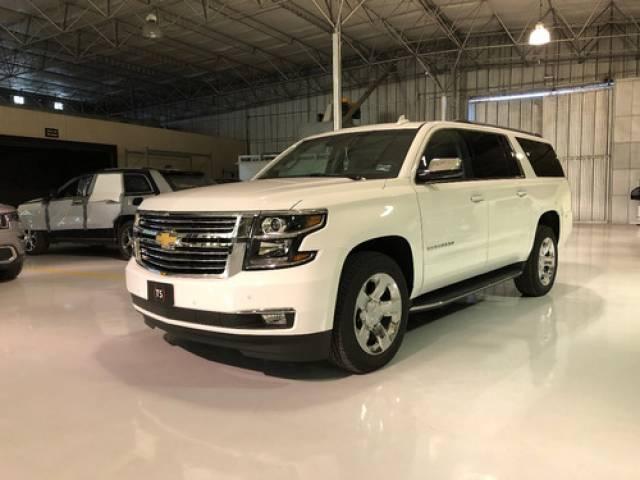 Chevrolet Suburban Premier 4x4, Modelo 2020, Blindada N3 Nuevo blanco $87.216