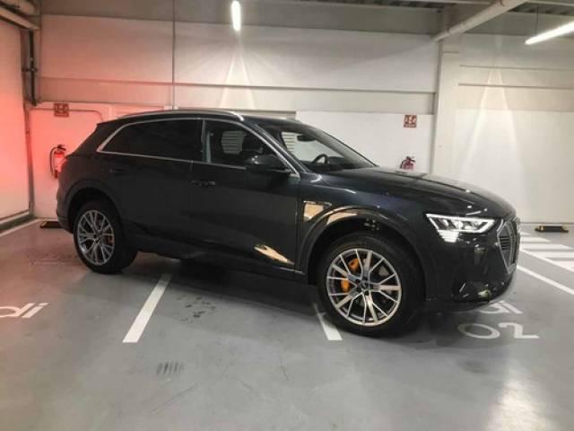 Audi Etron 55 TFSI Advanced 2020