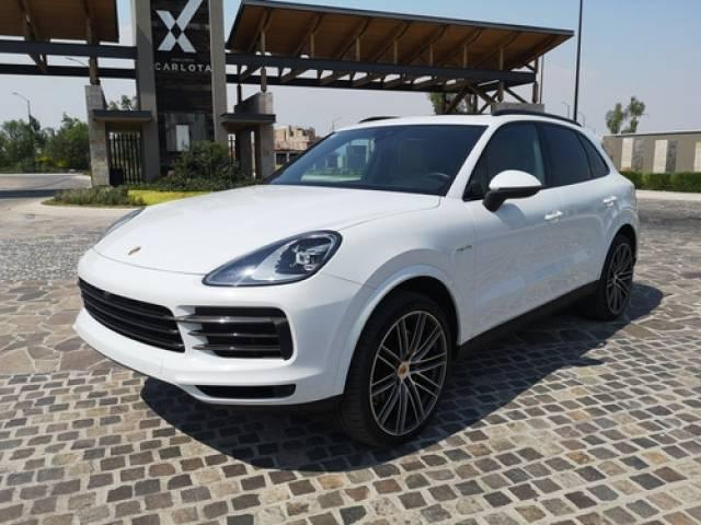 Porsche Cayenne 3.0 S E Hybrid Paltinum Edition At 2019 gasolina 5.600 kilómetros Querétaro