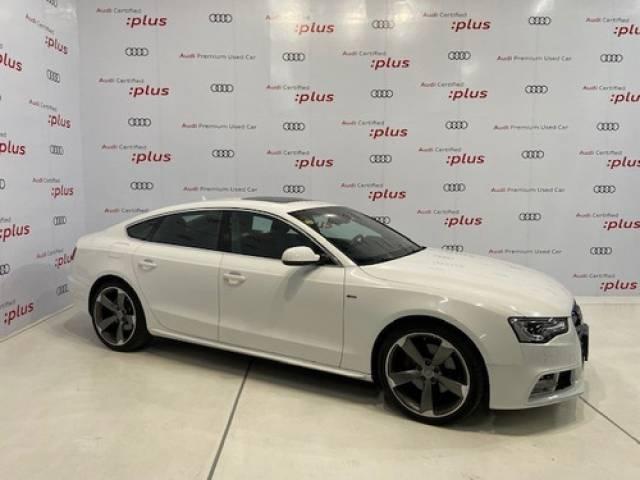 Audi A5 2.0 T S-line Quattro 230hp At 2016 dirección eléctrica gasolina BenitoJuárez