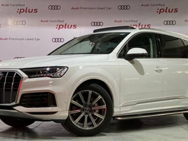 Audi Q7 3.0 Tfsi Elite 333hp At SUV 3.0 automático Benito juárez